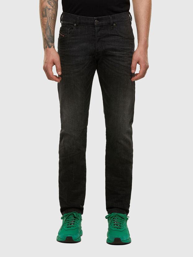 D-Yennox 009EN, Noir/Gris foncé - Jeans