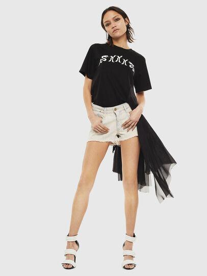 Diesel - T-SETH, Noir - T-Shirts - Image 6