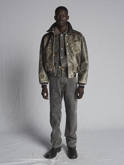 Diesel - DxD-P2 0CBBH, Noir/Gris foncé - Jeans - Image 5