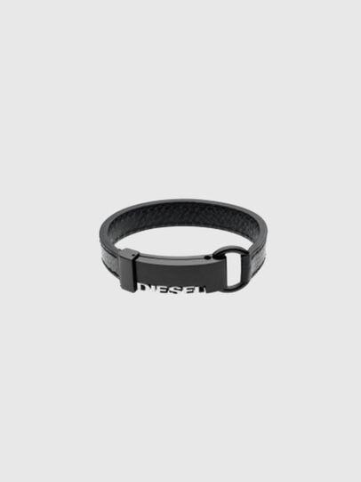 Diesel - DX0002, Noir - Bracelets - Image 1