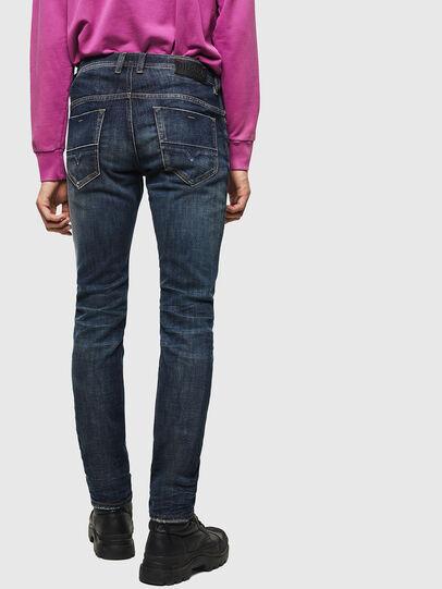 Diesel - Thommer 0096U, Bleu Foncé - Jeans - Image 2