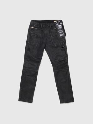 D-PHORMER-J, Noir/Gris foncé - Jeans