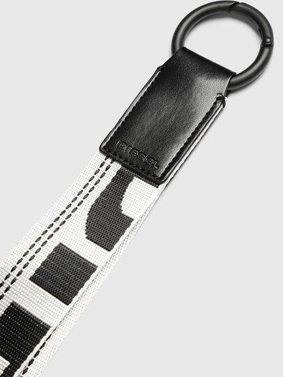 Diesel - L-MASER-L, Blanc/Noir - Bijoux et Gadgets - Image 2
