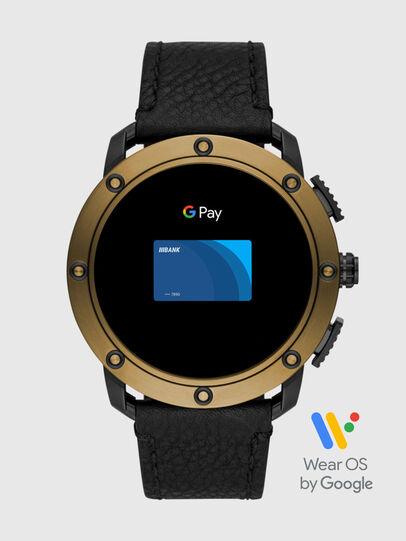 Diesel - DT2016, Noir/Bronze - Smartwatches - Image 6