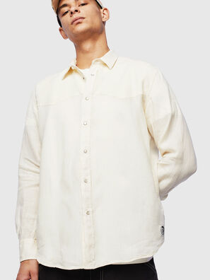 S-PLAN-B, Blanc - Chemises