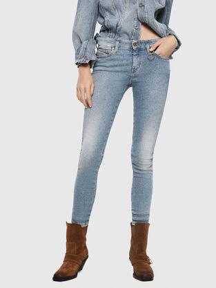 Slandy 085AC, Bleu Clair - Jeans