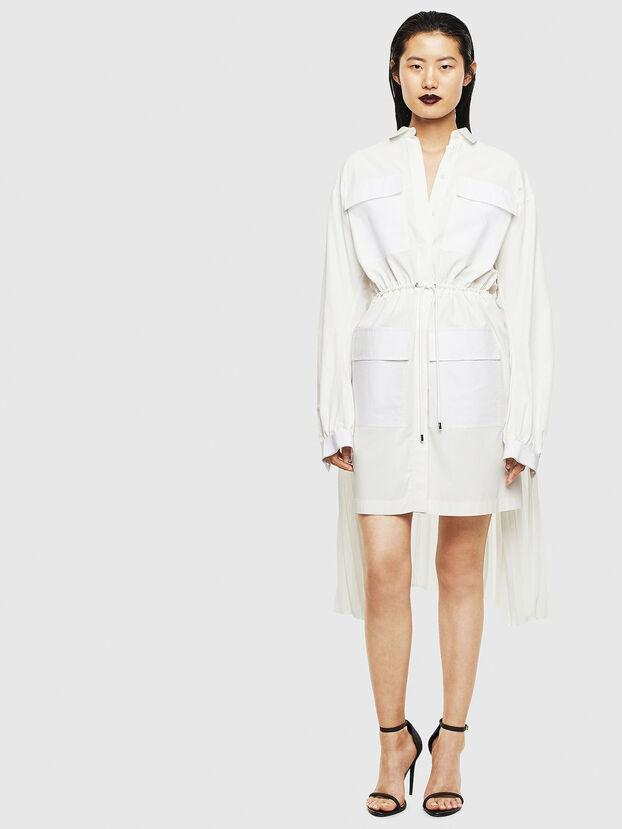 D-TEAR, Blanc - Robes