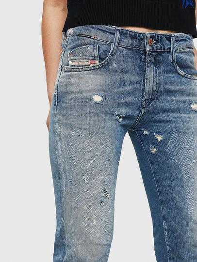 Diesel - D-Rifty 084AL, Bleu Clair - Jeans - Image 3