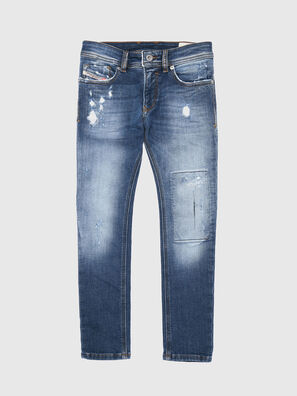 SLEENKER-J-N JOGGJEANS, Jean Bleu - Jeans