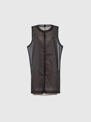 D-LAY, Noir - Robes