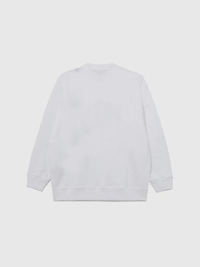 Diesel - SANGWX, Blanc - Pull Cotton - Image 2