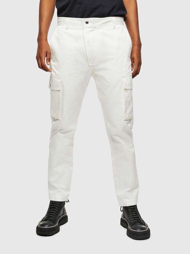 P-JARED-CARGO, Blanc - Pantalons
