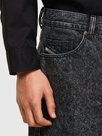 Diesel - D-MAXS-SP, Noir - Shorts - Image 4