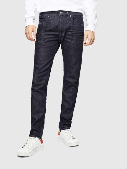Diesel - Thommer 084HN, Bleu Foncé - Jeans - Image 1