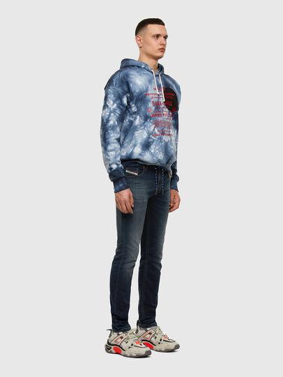 Diesel - Thommer JoggJeans® 069NE, Bleu Foncé - Jeans - Image 5