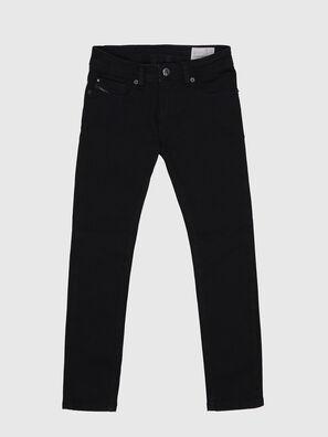 SLEENKER-J-N, Jean Noir - Jeans