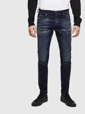 Tepphar 009BL, Bleu Foncé - Jeans