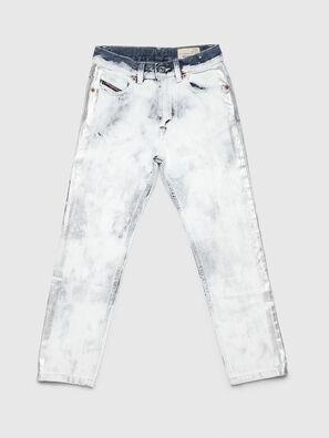 MHARKY-J, Bleu Clair - Jeans