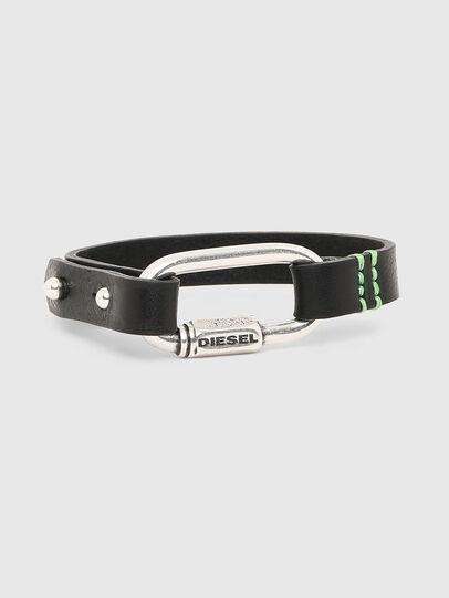 Diesel - A-LELOCK, Noir - Bijoux et Gadgets - Image 2
