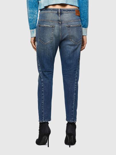 Diesel - Fayza 09A08, Bleu moyen - Jeans - Image 2