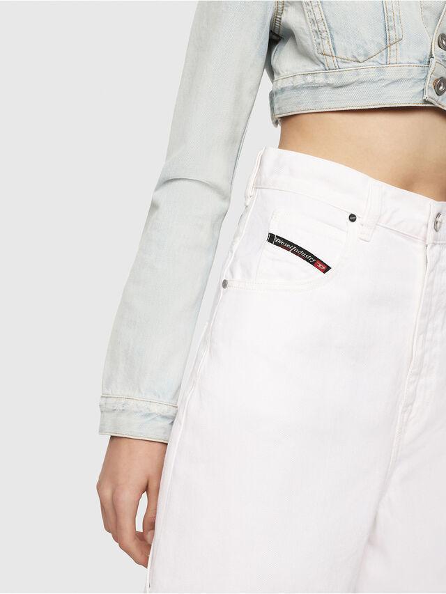 Diesel - D-Luite 069EE, Blanc - Jeans - Image 3