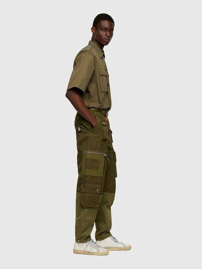 Diesel - P-CYAN, Vert Militaire - Pantalons - Image 7