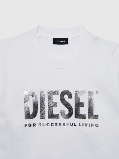 Diesel - SANGWX, Blanc - Pull Cotton - Image 3