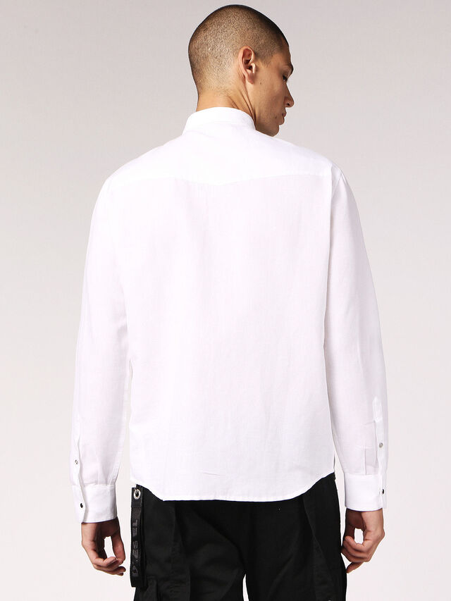S-PLAN, Blanc