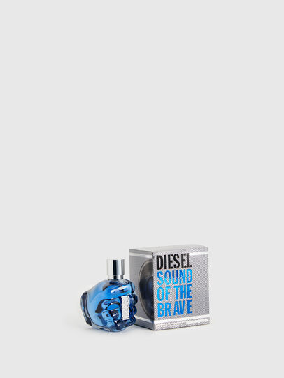 Diesel - SOUND OF THE BRAVE 50 ML, Bleu - Only The Brave - Image 1