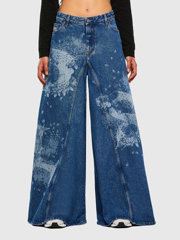 D-Spritzz 009GV, Bleu moyen - Jeans
