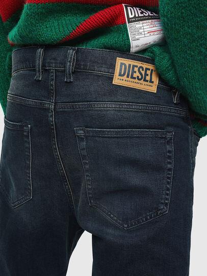 Diesel - D-Vider 084AU, Bleu Foncé - Jeans - Image 5