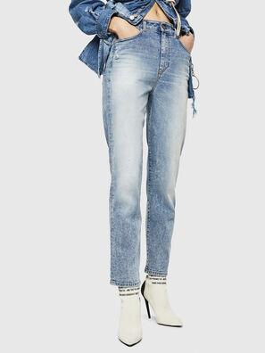 D-Eiselle 084AA, Bleu Clair - Jeans