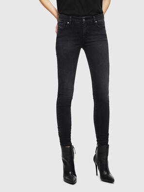 Slandy 069JW, Noir/Gris foncé - Jeans