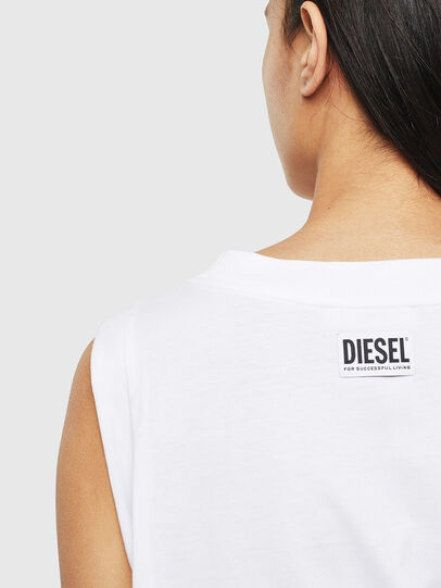 Diesel - T-HEIKA-S2, Blanc - Haut - Image 5