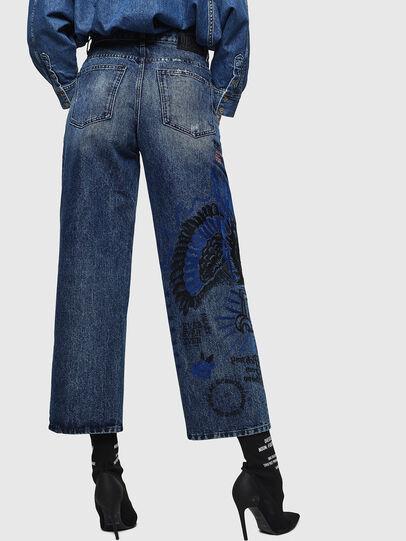 Diesel - Widee 0092Z, Bleu moyen - Jeans - Image 2
