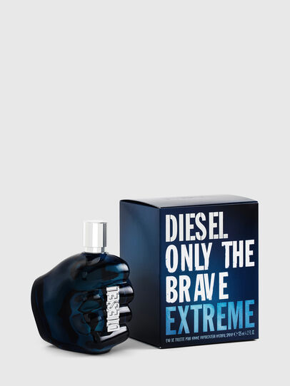 Diesel - ONLY THE BRAVE EXTREME 125ML, Bleu Foncé - Only The Brave - Image 1