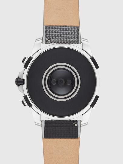 Diesel - DT2012, Gris/Noir - Smartwatches - Image 4