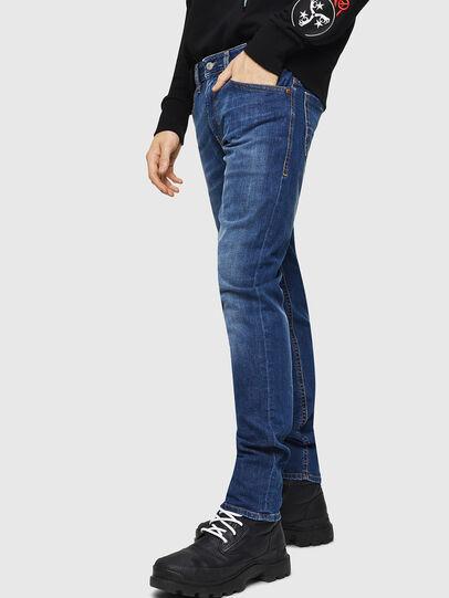 Diesel - Thommer 082AZ, Bleu Foncé - Jeans - Image 5