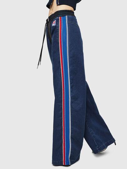 Diesel - D-Erinn JoggJeans 069HP, Bleu Foncé - Jeans - Image 4