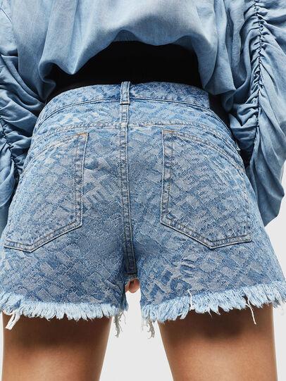 Diesel - DE-RIFTY, Bleu Clair - Shorts - Image 3