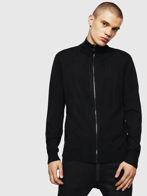 K-ECLY, Noir - Pull Maille
