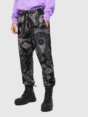 P-CALTON-B, Noir - Pantalons