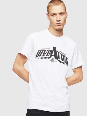T-DIEGO-B16, Blanc - T-Shirts