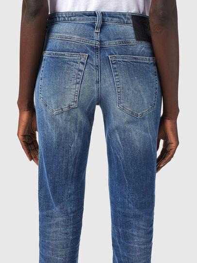Diesel - Babhila Z09PK, Bleu moyen - Jeans - Image 4