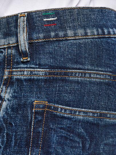 Diesel - D-Vider 0092X, Bleu moyen - Jeans - Image 5