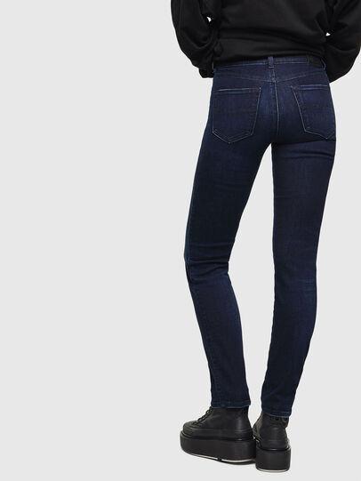 Diesel - Sandy 083AG, Bleu Foncé - Jeans - Image 2