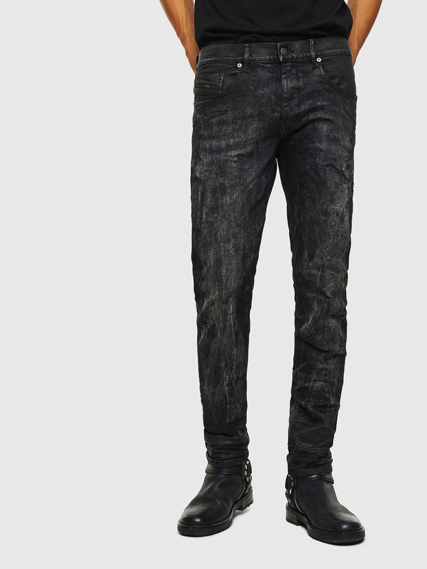 D-Strukt 069KE, Noir/Gris foncé - Jeans