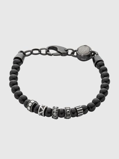 Diesel - DX0961, Noir - Bracelets - Image 1