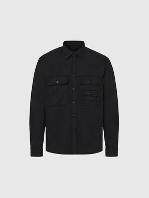 S-ALLEN-KA, Noir - Chemises