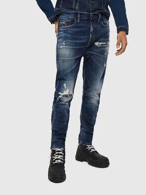 D-Vider 0090G, Bleu Foncé - Jeans